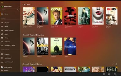Plex - Windows 10